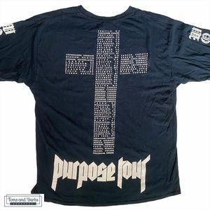 Justin Bieber Purpose Tour Merch Long Sleeve